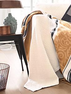 Peter Hahn - Le jeté pour fauteuil et lit simple