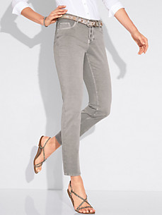 Peter Hahn - Le pantalon en coton stretch
