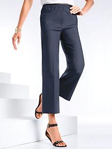 Peter Hahn - Le pantalon taille élastiquée