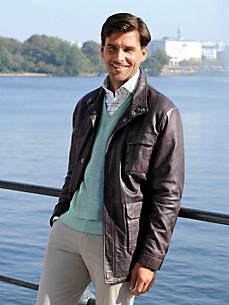 Peter Hahn - Lederjacke
