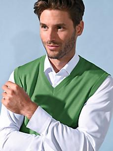 Peter Hahn - Pullunder aus 100% Schurwolle – Modell ROLF