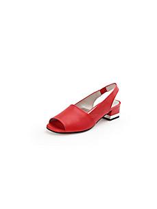 Peter Hahn - Sandale aus softem Nappaleder