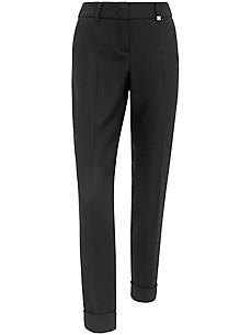 Raffaello Rossi - Le pantalon à chevrons DORA, longueur chevilles.
