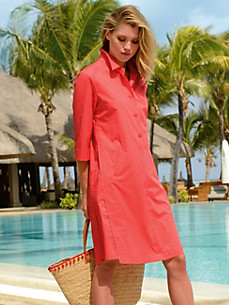 Riani - Kleid mit Aufschlag am 3/4-Arm