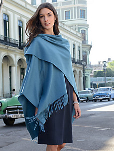 Riani - La cape en pure laine vierge
