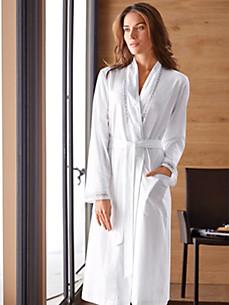 Rösch - La robe de chambre avec ceinture à nouer