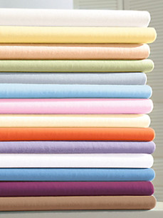 Schlafgut - Hochwertiges Elastik-Feinjersey-Spannbetttuch