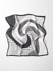 Uta Raasch - Le carré en satin de pure soie