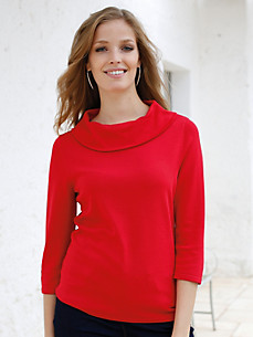 Uta Raasch - Le pull en maille, manches 3/4