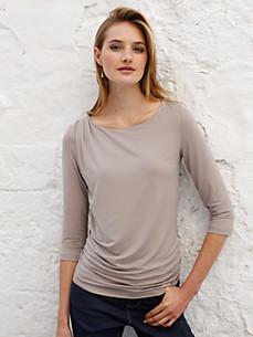 Uta Raasch - Le T-shirt à manches 3/4, drapé