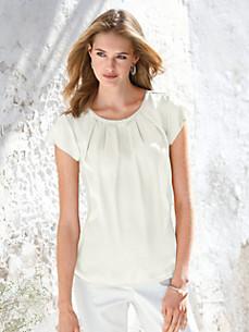 Uta Raasch - Le T-shirt en satin de pure soie