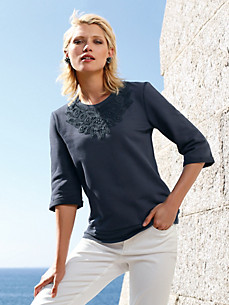 Uta Raasch - Sweat-Shirt mit 3/4-Arm