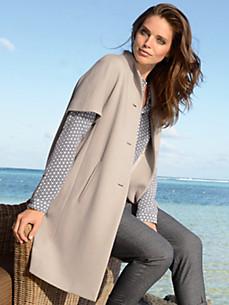 Windsor - Mantel mit überschnittenem 1/2-Arm