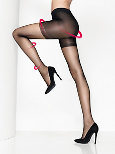 """Wolford - Strumpfhose """"Individual 10 Complete Support"""""""