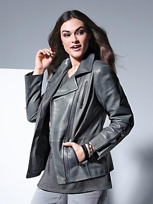Anna Aura - Lederjacke aus hochwertigem Nappaleder