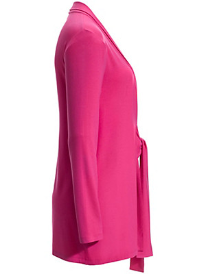 Anna Aura - Legere Shirtjacke mit Schalkragen