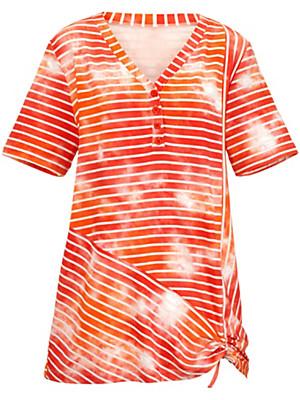 Anna Aura - Shirt mit 1/2-Arm und V-Ausschnitt