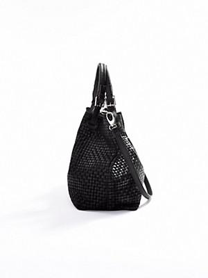 Anna Aura - Tasche aus Nappaleder-Bändern