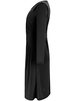 Anna Scholz for sheego - Jerseykleid mit Rundhalsausschnitt
