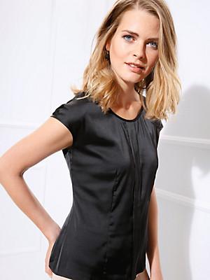 Basler - Blusenshirt mit überschnittener Schulter