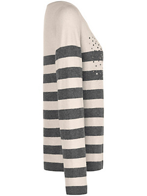 Basler - Pullover mit U-Boot-Ausschnitt