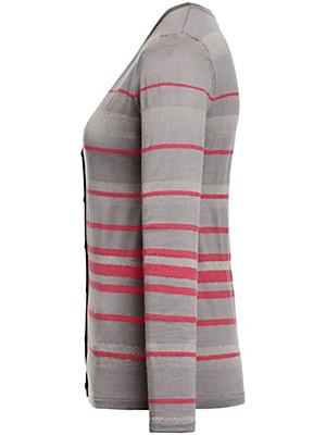 Basler - Strickjacke mit V-Ausschnitt