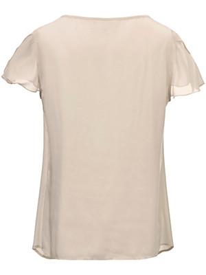 Betty Barclay - Bluse mit Schlitz oben am 1/2-Arm