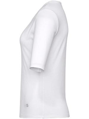 Bogner - Rundhals-Shirt mit längerem 1/2-Arm. Modell VELVE