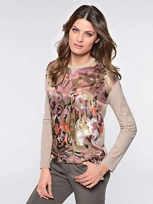 Bogner - Rundhals-Shirt mit überschnittener Schulter