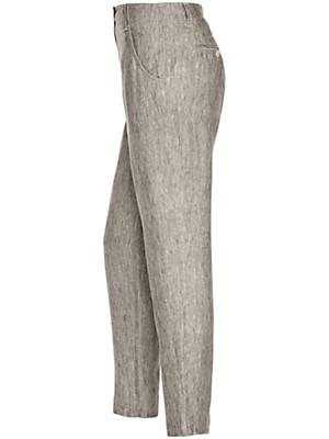 Brax Feel Good - Hose aus 100% Leinen – Modell MELO