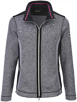 Canyon - Strickfleece-Jacke