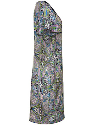 Emilia Lay - Kleid mit 1/2-Arm aus 100% Baumwolle