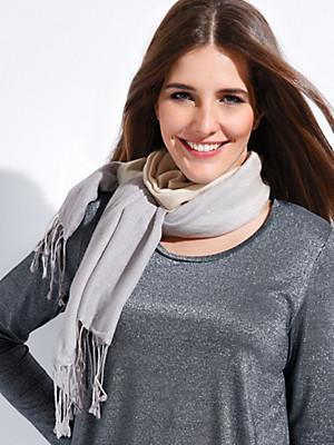 Emilia Lay - Schal mit feinem Degradé-Farbverlauf