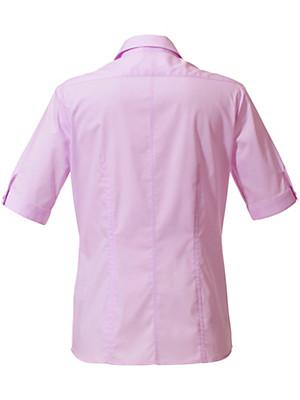 Eterna - Bluse mit 1/2-Arm und schmaler Manschette
