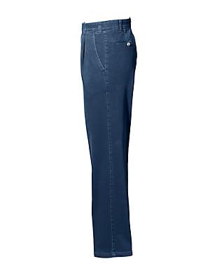 Eurex by Brax - Elastische Bundfalten-Jeans