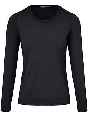 Fadenmeister Berlin - Shirt Langarm  Rundhals