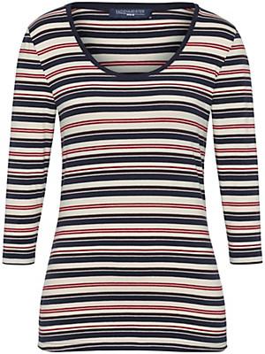 Fadenmeister Berlin - Shirt Streifen 3/4-Arm