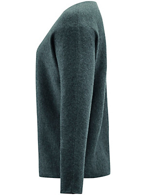 FLUFFY EARS - Pullover aus zwei fädigem 100% Kaschmir