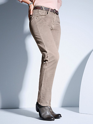 FRAPP - Hose mit geradem Bein