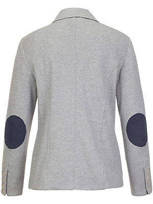 FRAPP - Jersey-Blazer mit schönen Details