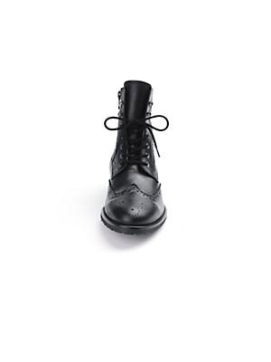 Gabor - Schnür-Stiefelette aus 100% Leder