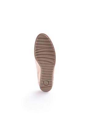 Gabor - Slipper aus Kalbsnubukleder