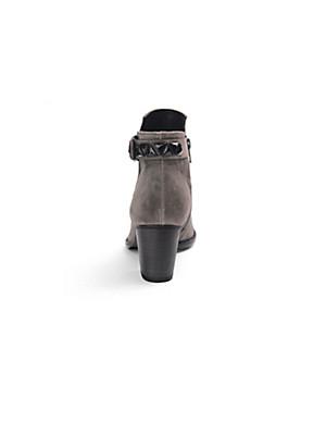 Gabor - Stiefelette aus Kalbsveloursleder