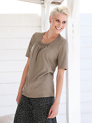 Green Cotton - Shirt aus 100% Baumwolle