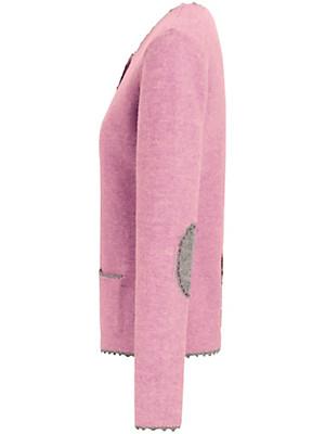 Hammerschmid - Strickjacke  aus 100% Wolle