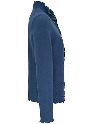 Hammerschmid - Walk-Strickjacke aus 100% Wolle