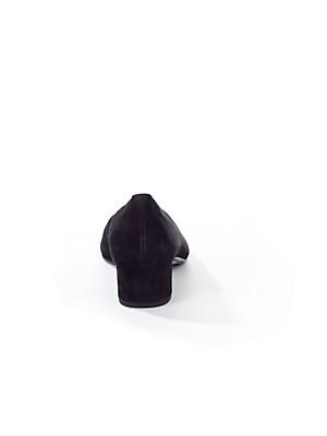 Hassia - Pumps aus hochwertigem Ziegenveloursleder