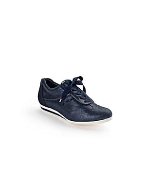 Hassia - Sneaker aus Ziegenveloursleder