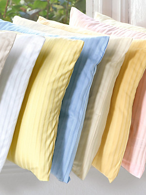 Irisette - Bügelleichte Jersey-Bettwäsche, ca. 135x200cm