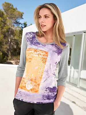 Joy - Shirt aus 100% Baumwolle – Modell HARIKA
